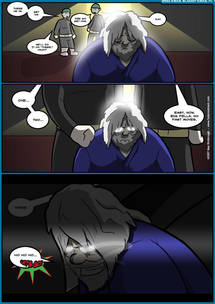 (552) X-Mas, Bloody X-Mas, pt. 1